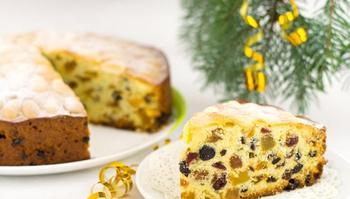 """Рождественский кекс """"Данди"""""""