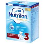 Молочная смесь Nutrilon 3  600г