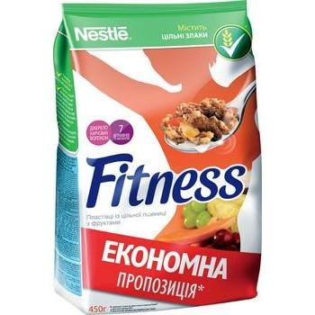 Готовый завтрак Нестле Фитнес из цельной пшеницы с фруктами 450г Польша - купить, цены на Novus - фото 8