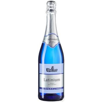 Latinium Sparkling wine white semi-sweet 8,5% 0,75l