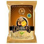 Сыр Dziugas твердый без лактозы тертый 40% выдержанный 24мес 40г