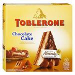 Торт Almondy Toblerone шоколадный 400г