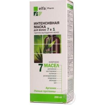 Маска Эльфа для волос 200мл Украина