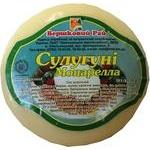 Сыр Сулугуни Моцарелла Вершковый Рай 45%
