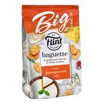 Сухарики Флінт Baguette пшеничні зі смаком французького сиру 150г