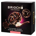 Пирожные Brioche Эклер кольцо творожное 180г