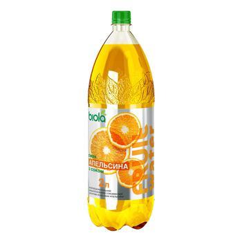 Biola Orange Highly Carbonated Drink 2l - buy, prices for CityMarket - photo 2