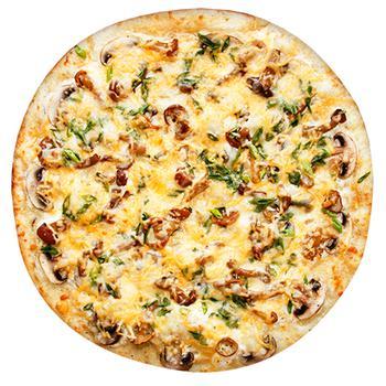 Піца з грибами 500г