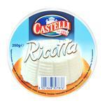 Сыр Castelli Рикотта 10% 250г
