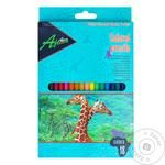 EconoMix Colored Pencils 18 colors