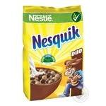 Готовый завтрак Nestle Nesquik Duo 225г