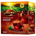 Lisma Indian Strong black tea 100*1,8g