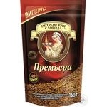 Petrovskaya Sloboda Premiere instant coffee 150g - buy, prices for Novus - image 3