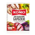 Komo Processed Cheese Barbecue 55% 75g