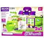 Игрушка Iblock Конструктор для девушек PL-920-26