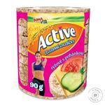 Хлібці рисово-гречані Active  Bona Vitа 90г