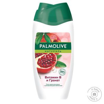 Гель-крем для душу Palmolive Натурэль Вітамін С і Апельсин 250мл - купити, ціни на ЕКО Маркет - фото 2