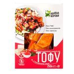 Сир Зелена корова тофу смажений з томатами 250г