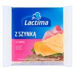 Сир Lactima плавлений з шинкою 130г
