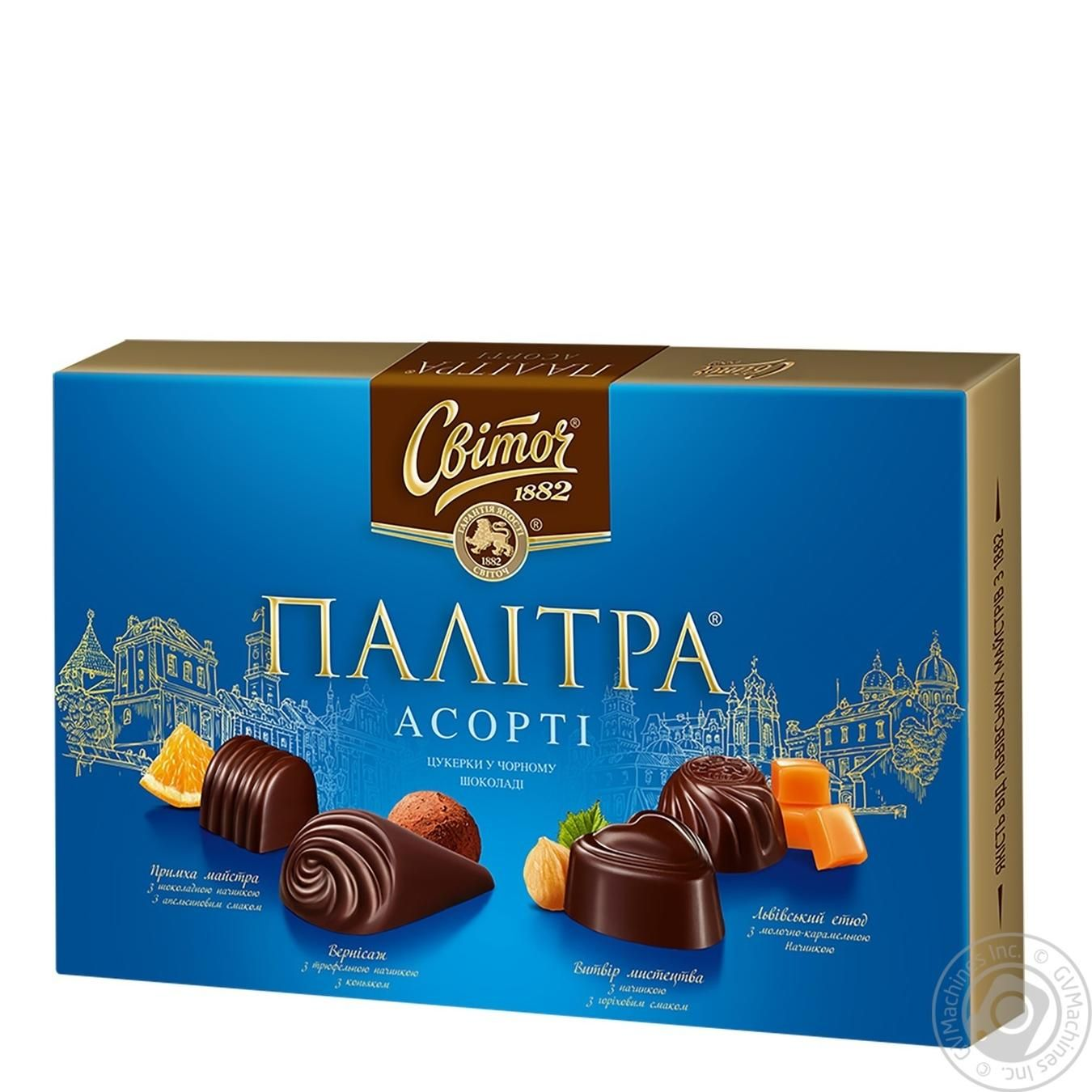 Confectionery to order in Zaporozhye: a selection of sites