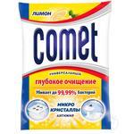 Порошок чистящий Comet лимон универсальный 350г