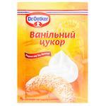Ванильный сахар Др.Оеткер 8г