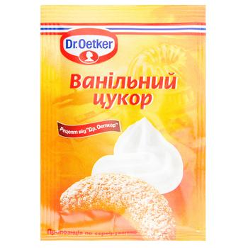 Ванільний цукор Др.Оеткер 8г