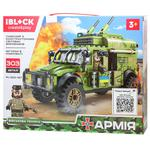 Iblock Toy Construction Military Equipment 303 details