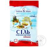 Salute di mare iodized sea salt 600g - buy, prices for MegaMarket - image 3
