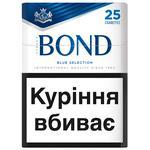 Сигареты Bond Street Blue Selection 20шт