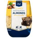 Metro Chef Diced Blanched Almonds 500g