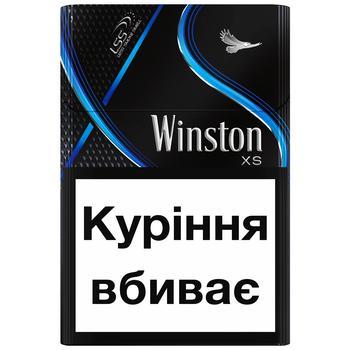 купить сигареты winston blue xs