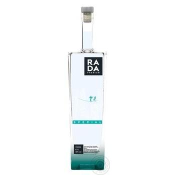 Rada Premium Special Vodka 0.7l - buy, prices for Novus - image 1
