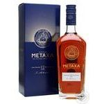 Бренди Metaxa 12 звезд 40% 0,7л