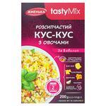 Кус-кус Жменька с овощами 200г
