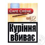 Сигары Cafe Creme filtre vanilla 8шт