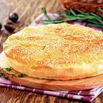 Прасопита - греческий луковый пирог