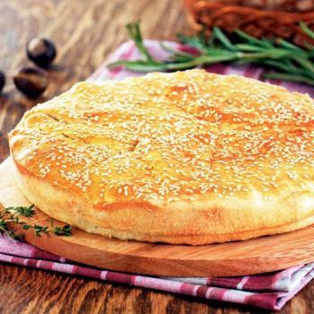 Прасопіта - грецький цибульний пиріг