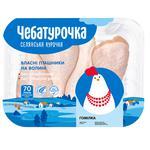 Голень Чебатурочка куриная охлажденная фасованная