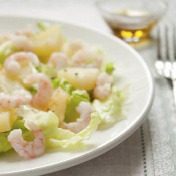 Салат по‑гавайски