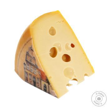 Сыр Tilbury Маасадаммер 45% - купить, цены на Novus - фото 1