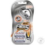 BIC Flex 5 Hybrid razor + cartridge 2pcs - buy, prices for Novus - image 1