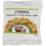 Сухарики Каждый день со вкусом холодца с хреном 40г
