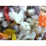 Асорті овочеве мариноване