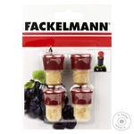 Пробка для бутылки Fackelmann 4шт - купить, цены на Метро - фото 1