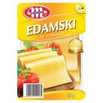 Сыр Млековита Эдам нарезаный 45% 150г