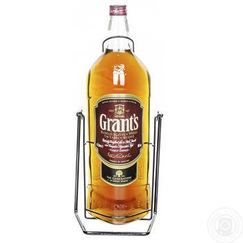 Виски Grant's 40% 4.5л