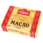 Масло Dobre сладкосливочное экстра 82,5% 180г