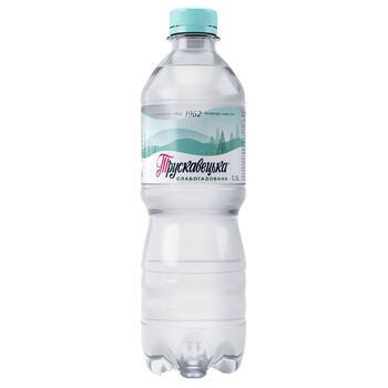 Вода Трускавецька слабогазована 0,5л - купити, ціни на Ашан - фото 1