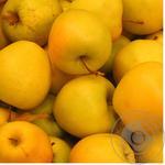 Фрукт яблука голден свіжа Україна